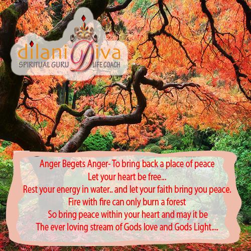 dilanidiva psychic - about anger.