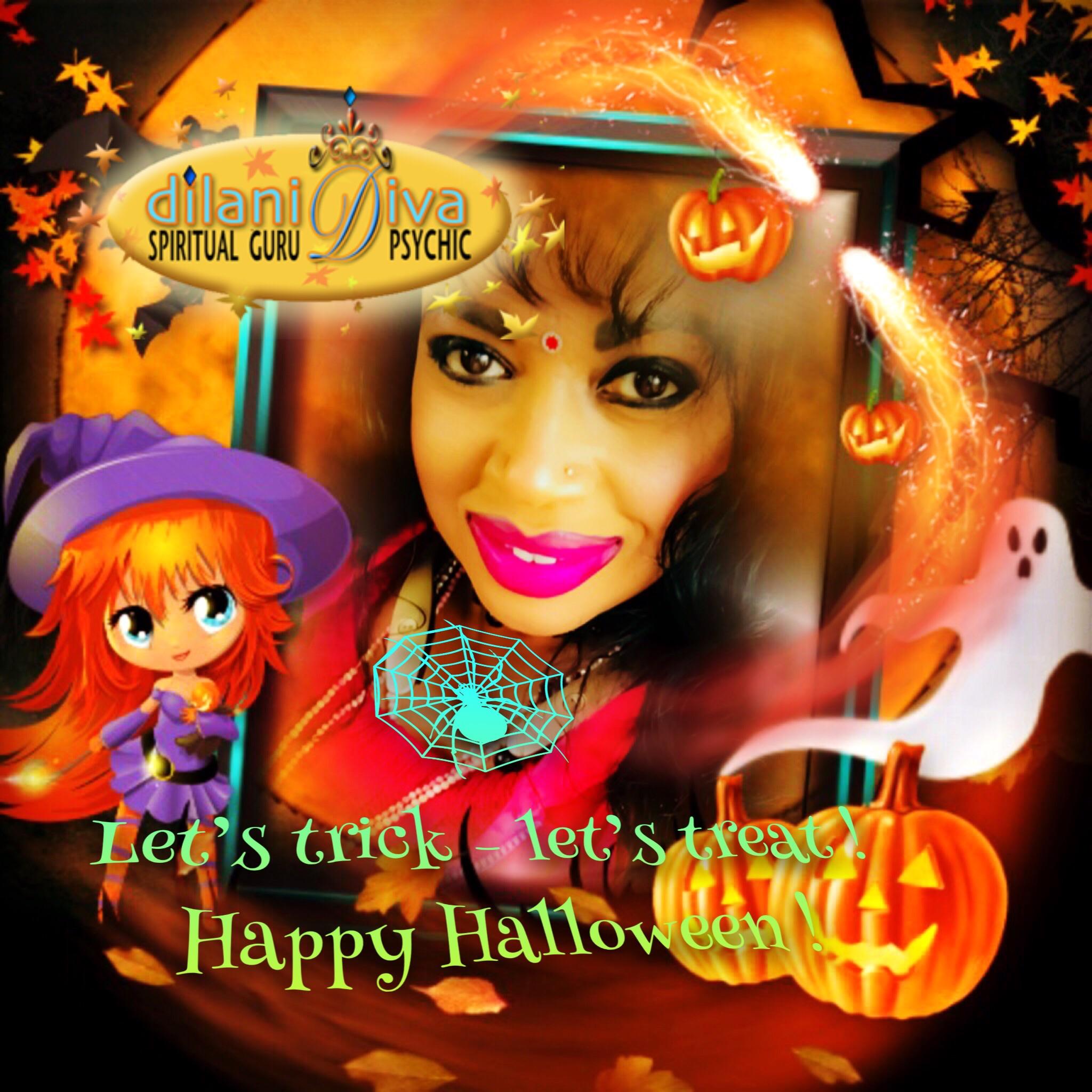 Happy Halloween, Dilani Diva