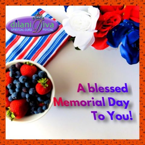 Happy Memorial Day to you...