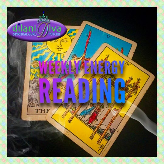 Your Energy Reading by Dilani Diva
