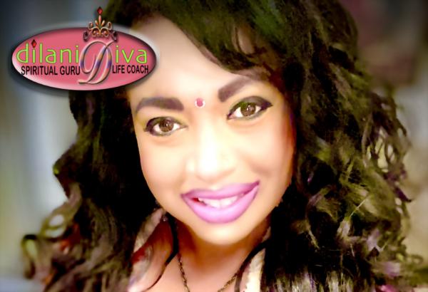 Dilani Diva Spiritual Guru, life coach, Psychic
